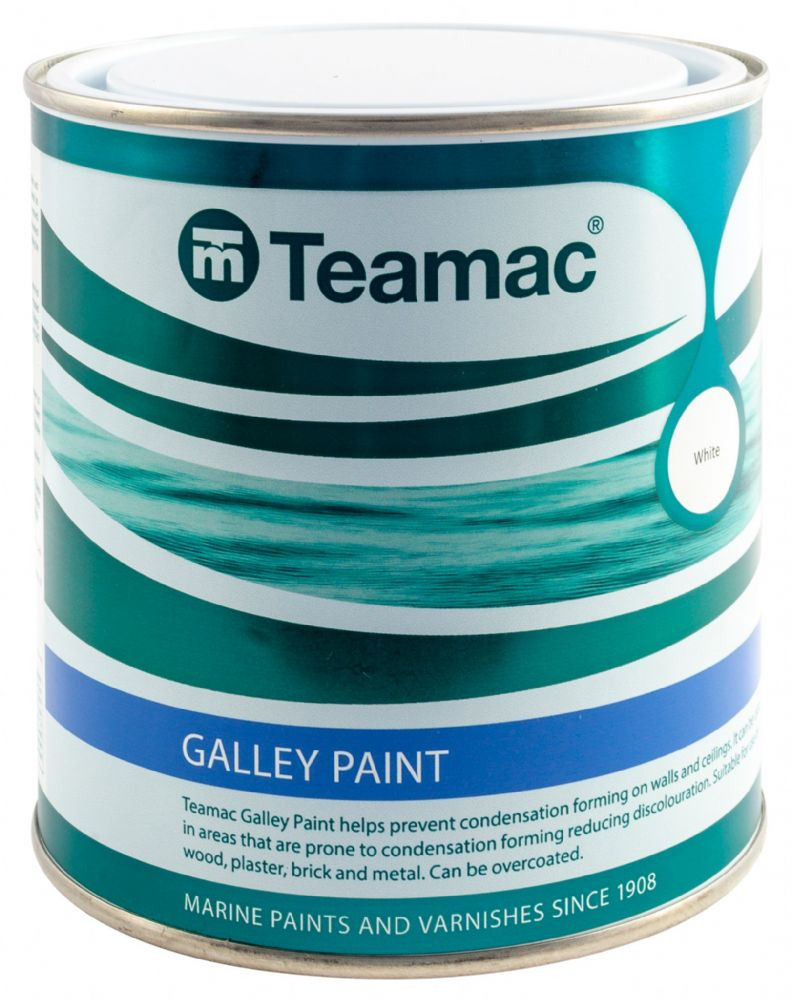 Teamac Galley Paint